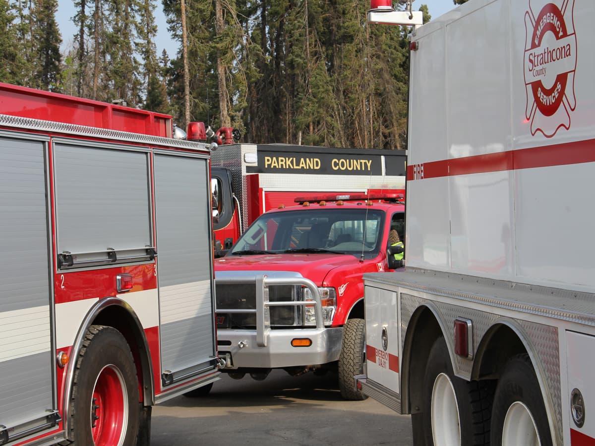 Wildfire Timeline Day 3