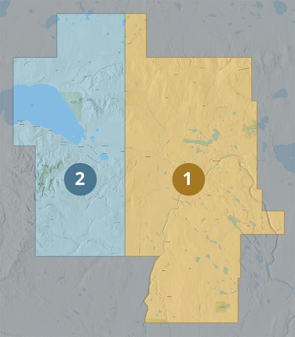Division Boundaries